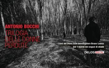 Ecco il blues gotico di Antonio Bocchi