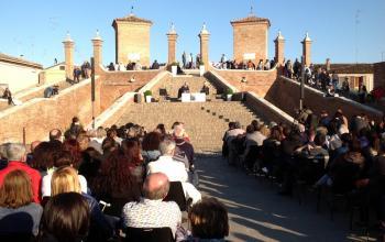 Reportage da Nero Laguna Comacchio Book Festival