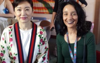 Intervista a Brigitte Lin Qing Xia
