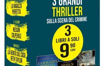 3 grandi thriller – Sulla scena del crimine
