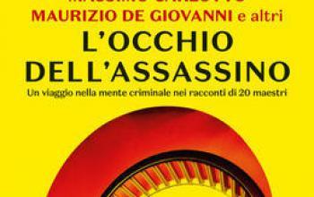 Luca Crovi e L'Locchio dell'assassino
