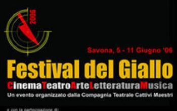 Il Festival del Giallo a Savona