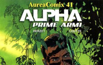 Alpha - Prime armi