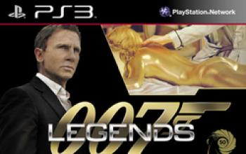 È arrivato 007 Legends