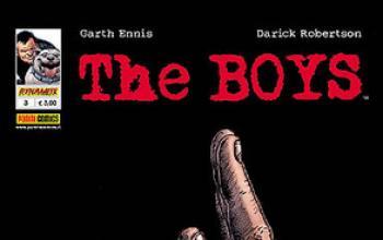 Terzo numero dei Boys di Ennis