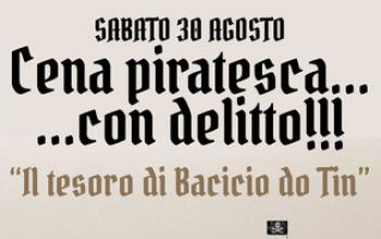 Cena piratesca... con delitto!