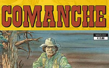 Comanche riparte da 1 in edicola