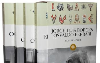 Cofanetto Borges con inedito
