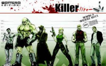 Killer Elite a Lucca Comics