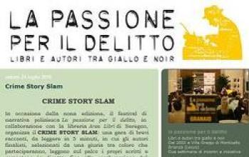 Crime Story Slam