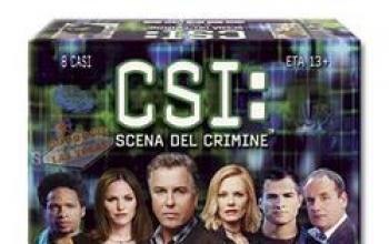 CSI: Giocare col crimine