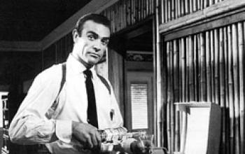 Bond Bar: quando 007 è tutto da bere