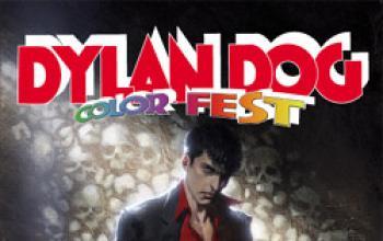 Un festival di colori per Dylan Dog
