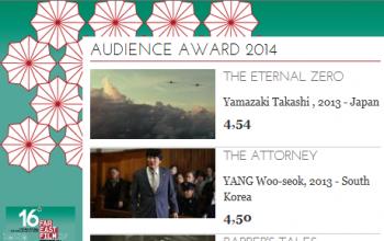 FEFF 16, il pubblico premia il Giappone