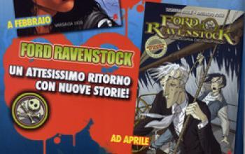 Ford Ravenstock torna con un nuovo editore