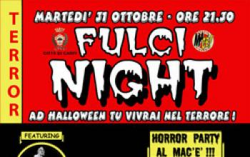 Fulci Horror Night