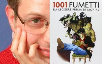 1001 fumetti. Intervista a Loris Cantarelli