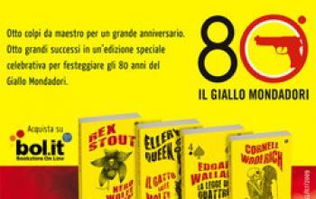 Buon compleanno, Giallo Mondadori!
