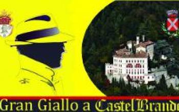 """Premio """"Gran giallo"""" Castelbrando"""