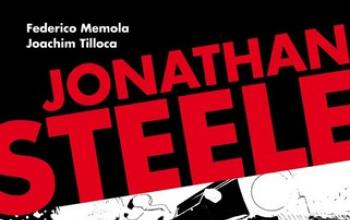 Jonathan Steele Noir
