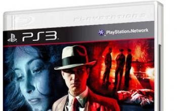 L.A. Noire. Il gioco e i racconti