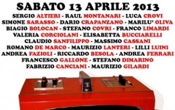 Milano Calibro Noir 2013