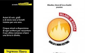 Milano in bionda. Giallo e noir festival