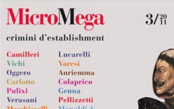 MicroMega 3/2011. Crimini d'Establishment
