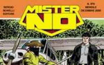Mister No se ne va