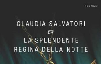 Claudia Salvatori e il romanzo di Nefertiti