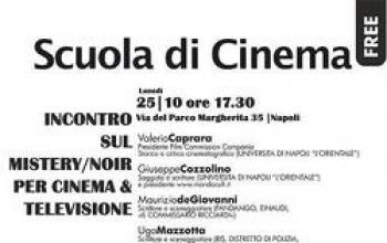 Mistery/Noir per Cinema & TV