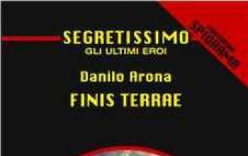 """Finis Terrae: un Danilo Arona """"Segretissimo"""""""