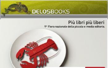 Delos Books a Roma a Più Libri Più Liberi