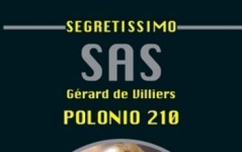 SAS: Polonio 210. Romanzo + fumetto.