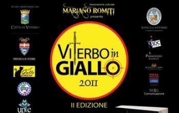 Viterbo in giallo 2011