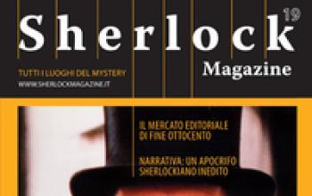 Sherlock Magazine 19 - Holmes, The Strand e le formule di successo