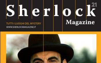 E' uscita la Sherlock Magazine n. 21