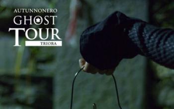 Ghost Tour con arpa celtica e babau