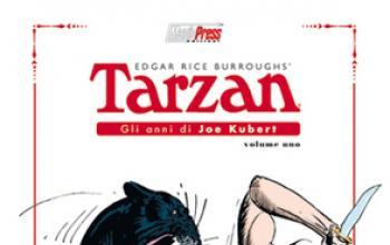 Tarzan in ricordo di Joe Kubert