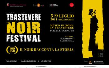 Tastevere Noir Festival 2011