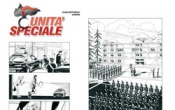 Unità speciale: fumetto d'autore