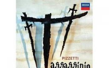 Assassinio nella cattedrale  di  Ildebrando Pizzetti