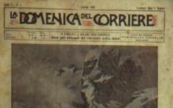 """""""La Domenica del Corriere"""" ed il Giallo 1920-1940 / Parte 1 di 3"""