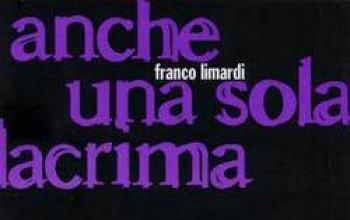Nero Italiano: la lacrima di Franco Limardi