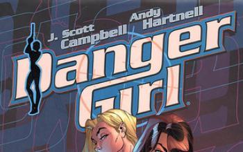 Spy Story a fumetti. Danger Girl