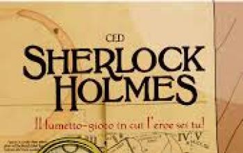Lucca Comics & Games 2013 [4] – Sherlock Holmes (il fumetto-gioco)