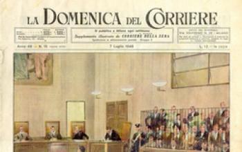 """""""La Domenica del Corriere"""" ed il Giallo 1920-1940 / Parte 2 di 3 - I romanzi gialli"""