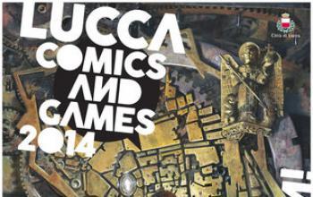 Un, due, tre… Lucca Comics and Games 2014