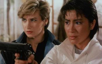 CineFurious: 63. Martial Girls 2. La bella, la bionda e la cattiva