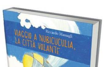 Viaggio a Nubicuculia, la città volante di Riccardo Massagli